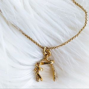 """Juicy Couture """"I Wish for Couture"""" Necklace"""